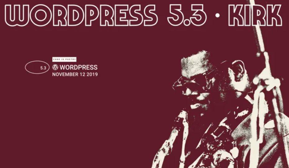 WordPress 5.3 ha llegado, con novedades en los bloques y rotación automática de imágenes