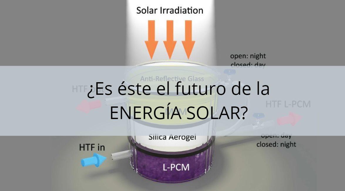 Inventan nuevo dispositivo que captura y almacena energía solar al mismo tiempo