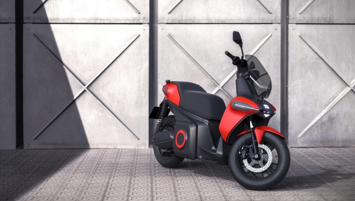 SEAT fabricará su primera moto eléctrica: e-Scooter concept