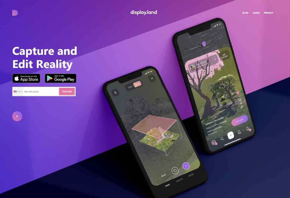 Ahora puedes capturar y compartir en 3D tus lugares favoritos de forma sencilla con Display.land
