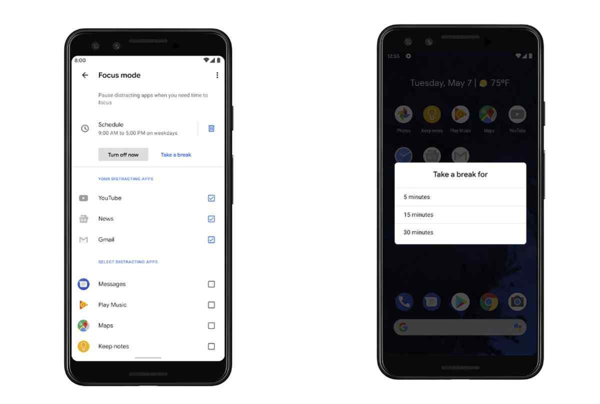 Llega Focus Mode, función de bienestar digital de Android que permite centrarse en las tareas