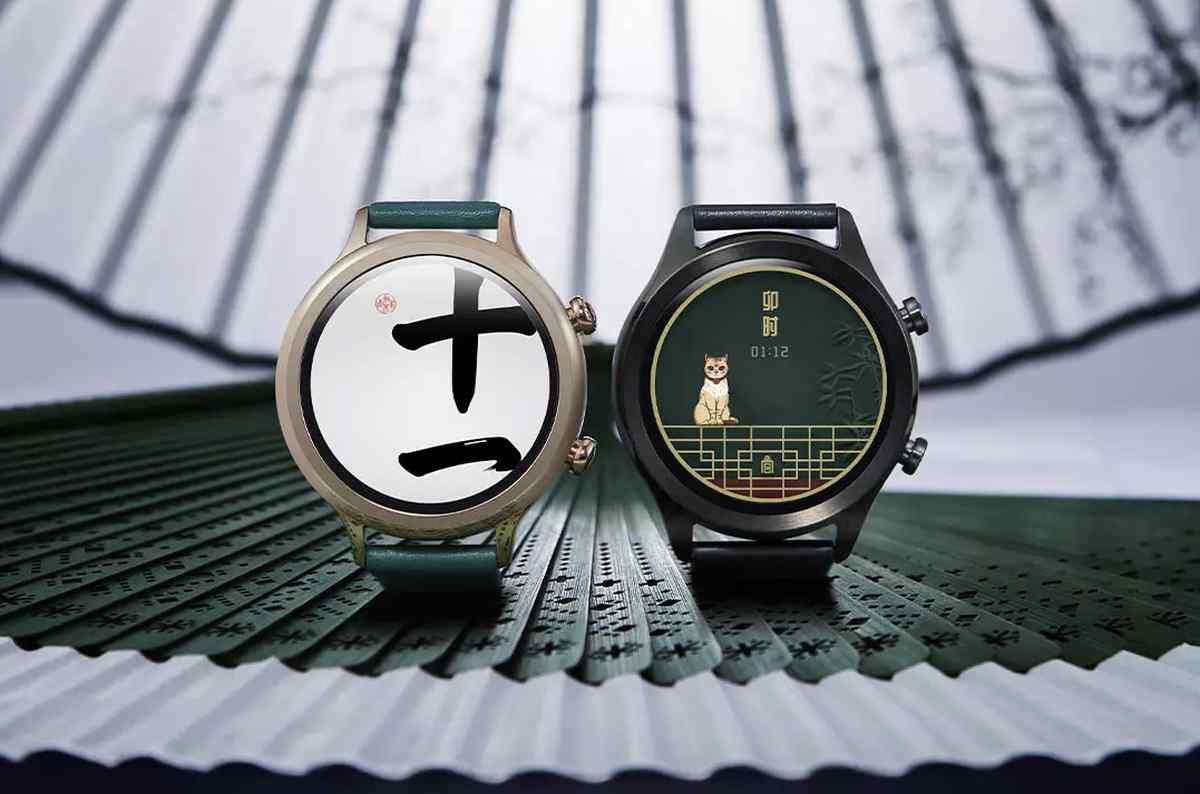 Así es el nuevo Xiaomi Mi Watch Forbidden Edition, el segundo reloj inteligente de Xiaomi