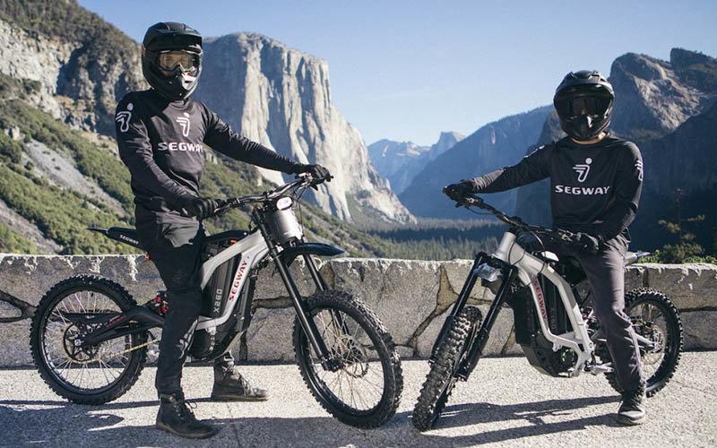 X160 y X260, las nuevas motos eléctricas de cross de Segway para los aventureros