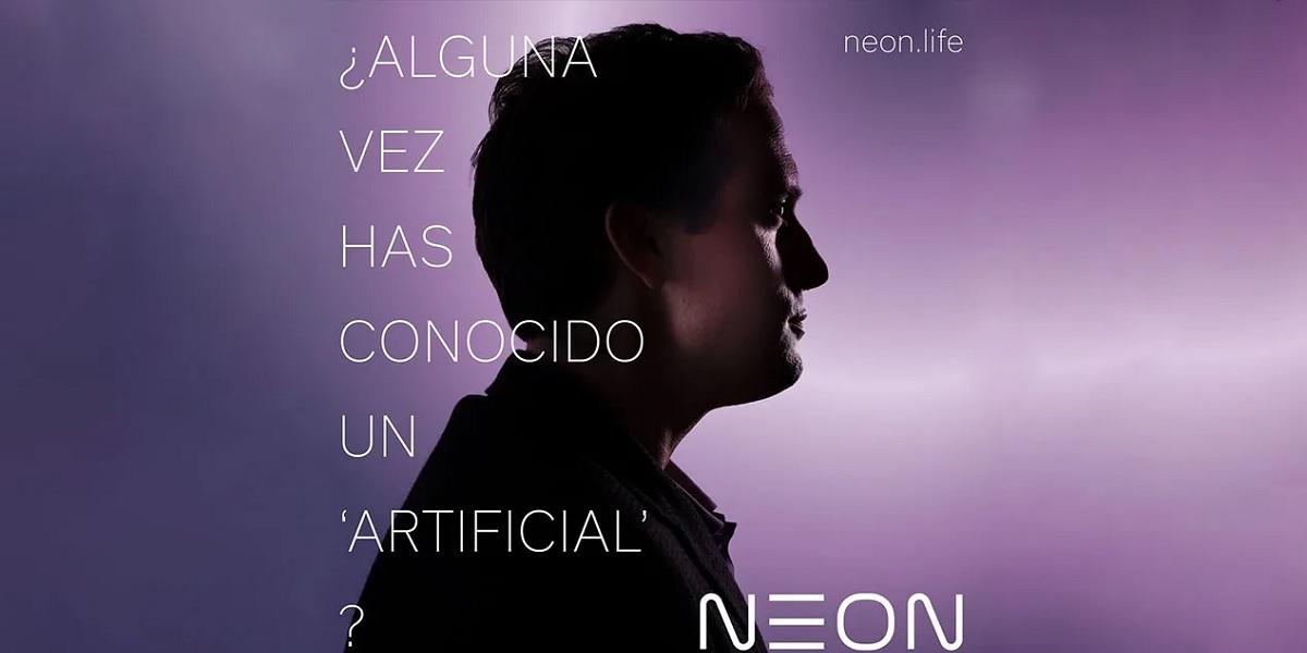 Neon, el ser humano artificial de Samsung