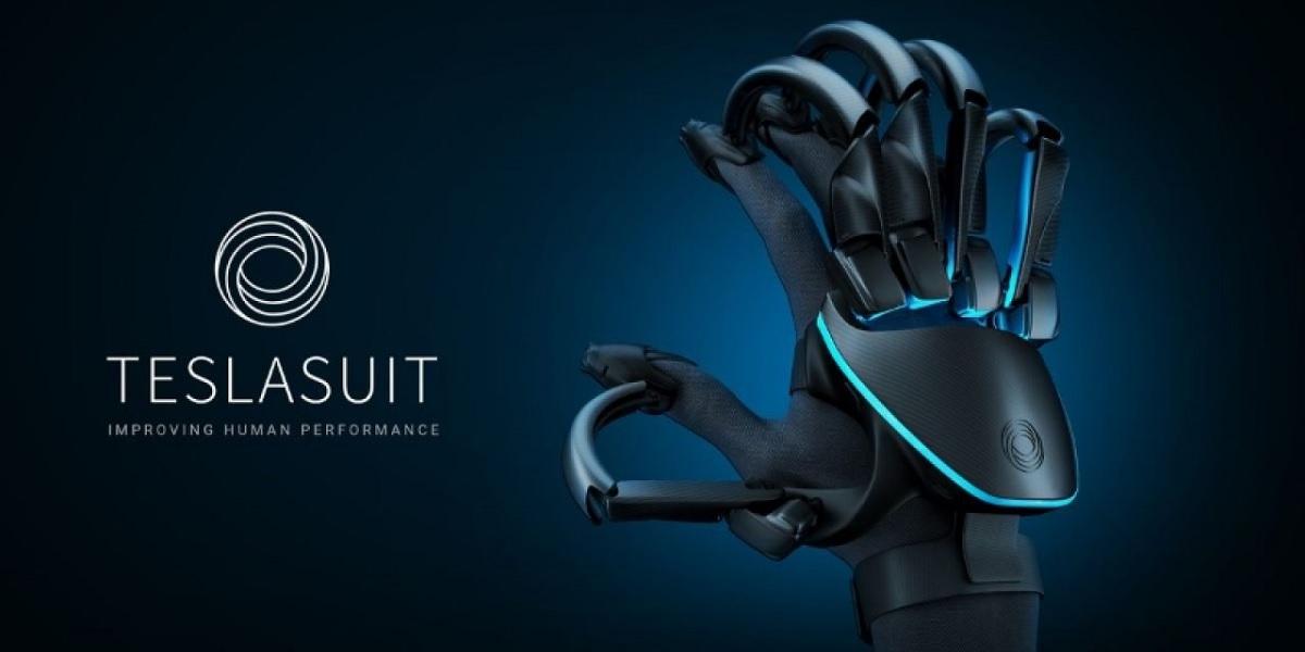 Teslasuit Gloves, los guantes de Teslasuit capaces de que puedas sentir objetos virtuales