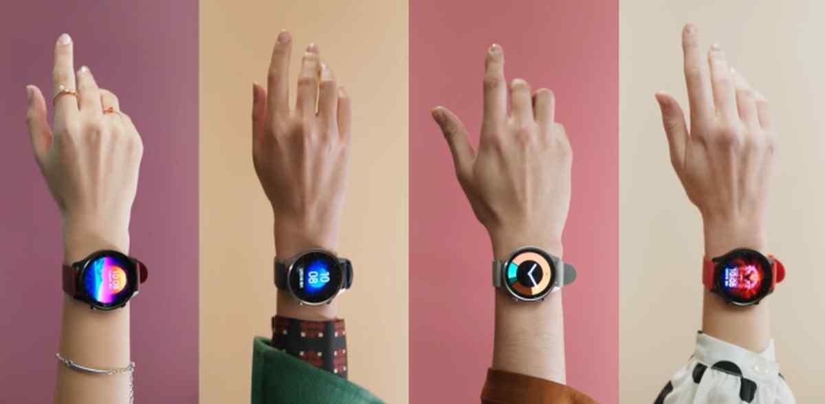 Xiaomi presentará Watch Color, su nuevo reloj inteligente combinable con coloridas correas