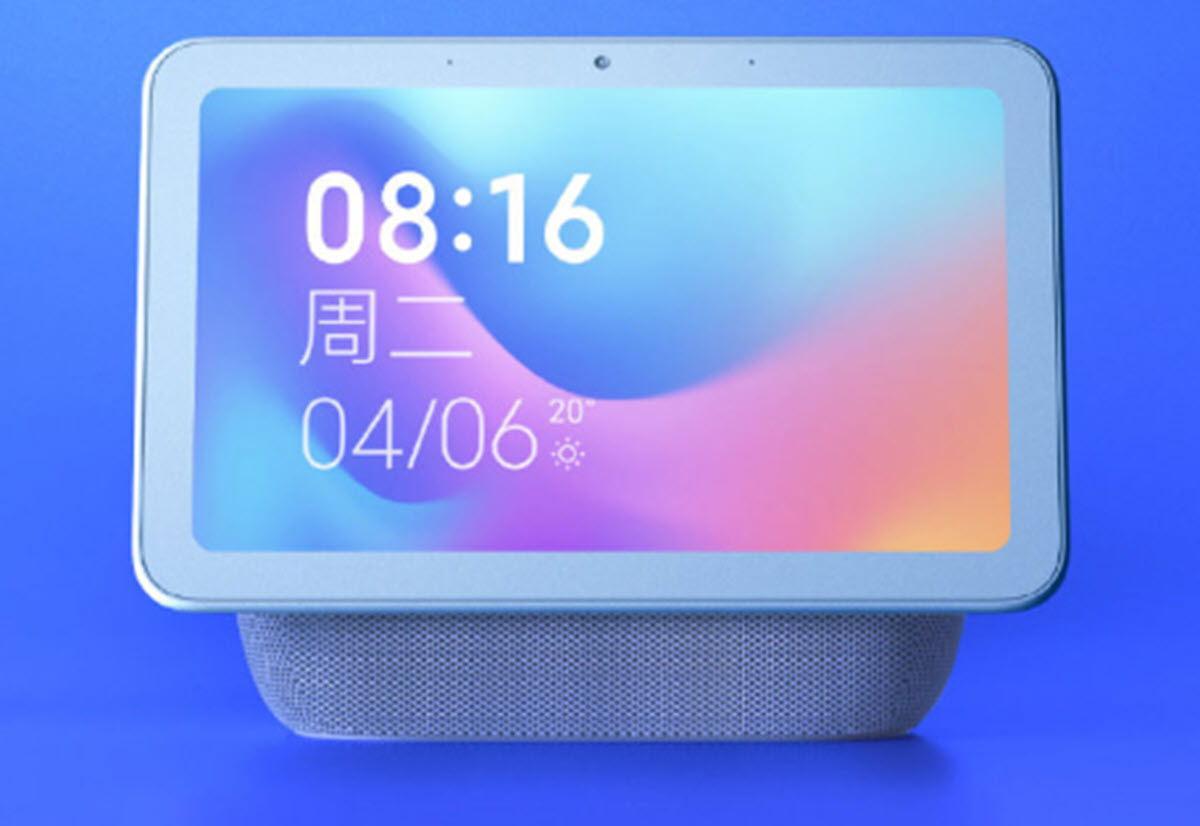 Xiaomi prepara un altavoz inteligente con pantalla táctil