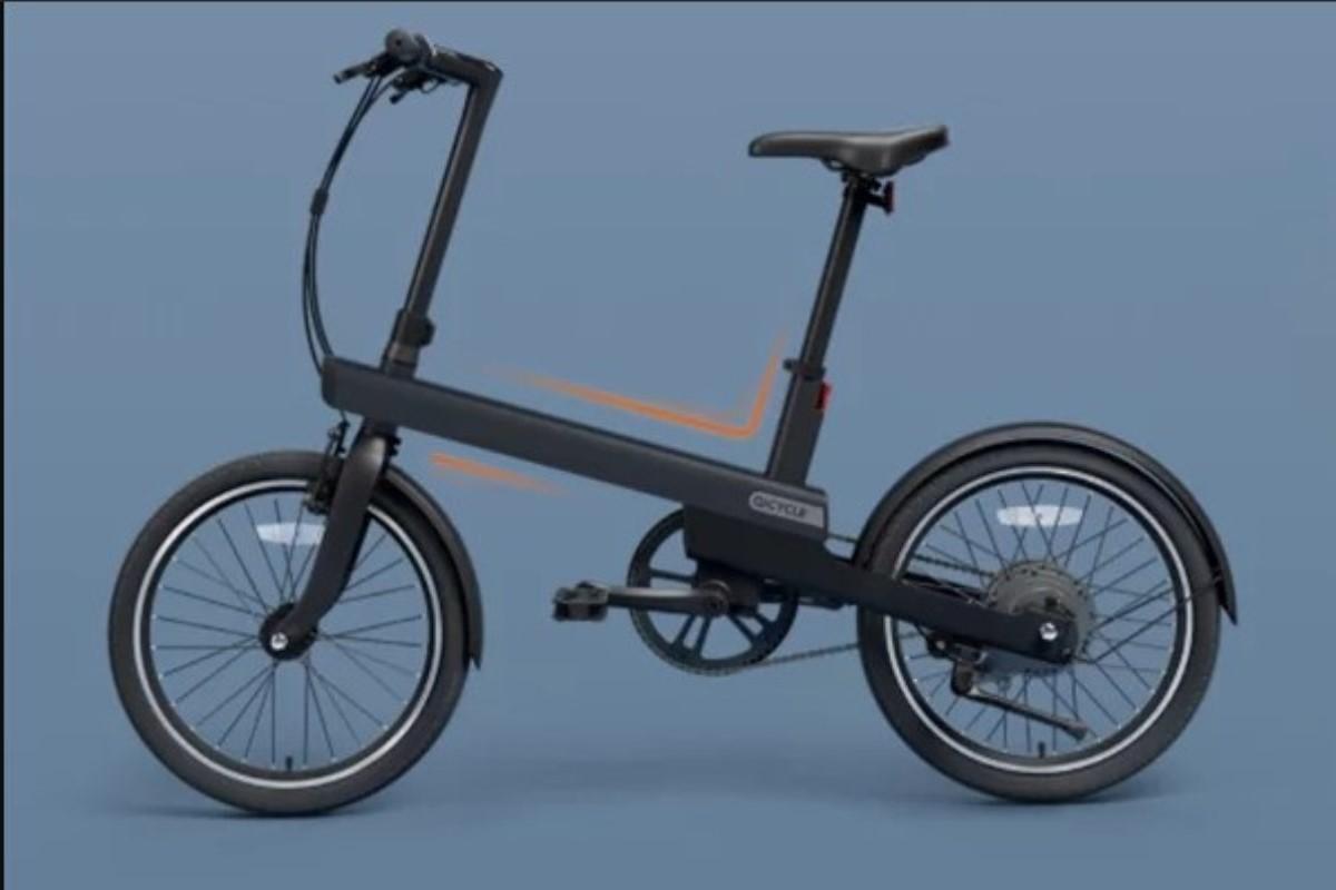 Xiaomi y Qicycle unen esfuerzos en el lanzamiento de una nueva bicicleta eléctrica