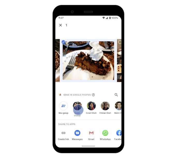 Facebook crea una función para transferir las imágenes a Google Fotos