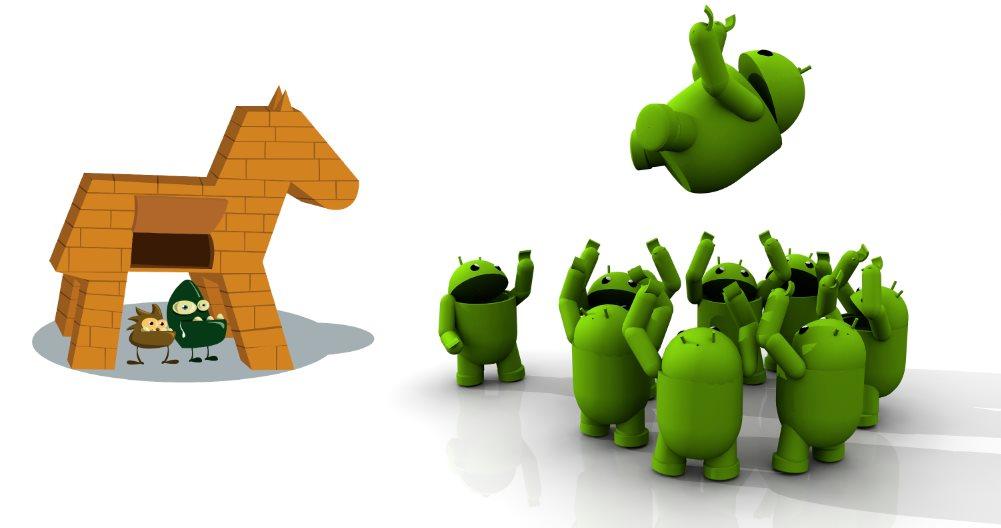 Por primera vez en tres años un troyano móvil está entre los 10 malwares más buscados