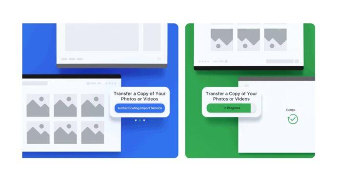 Facebook presenta herramienta para pasar las fotos a Google Fotos