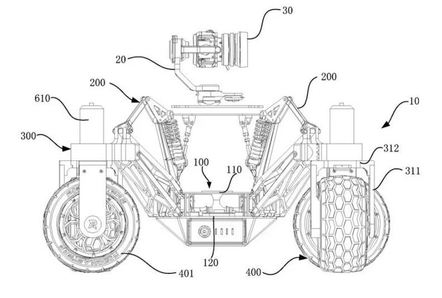 patente DJI