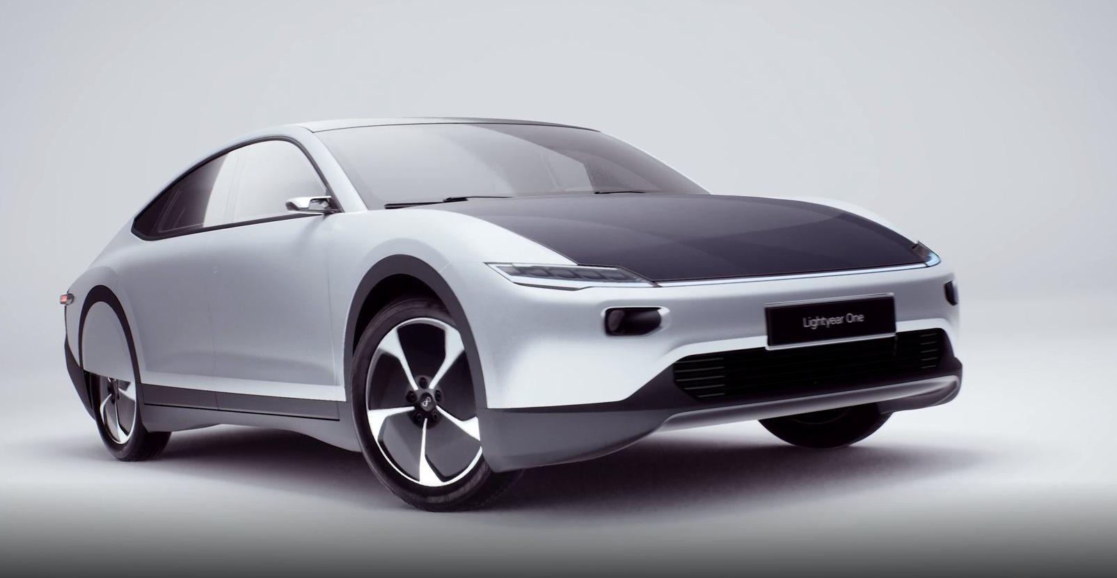 El coche eléctrico solar, con hasta 725 km de autonomía, que tienes que conocer