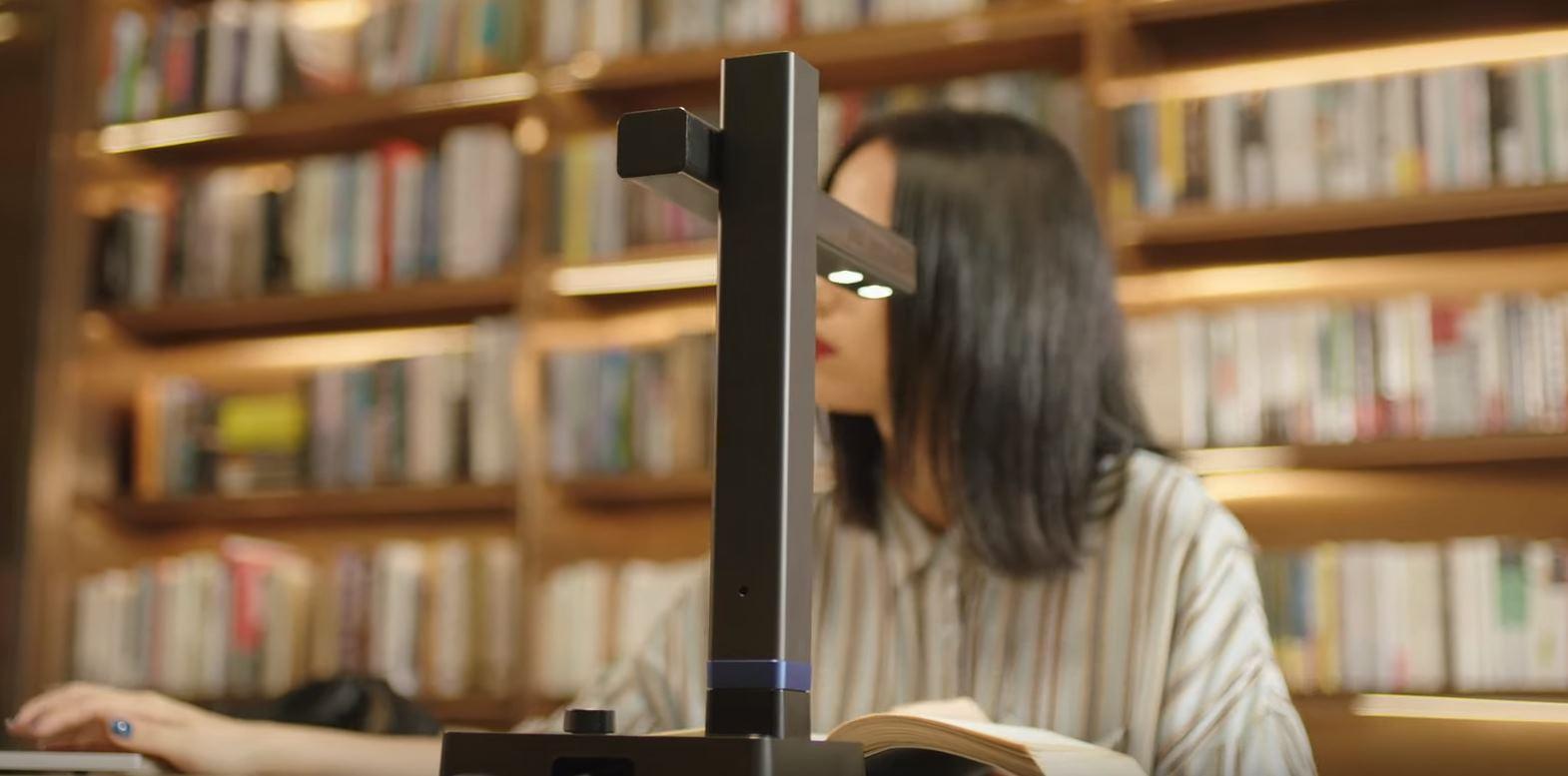 Un impresionante escáner de 100 euros para ahorrar tiempo a la hora de digitalizar documentos