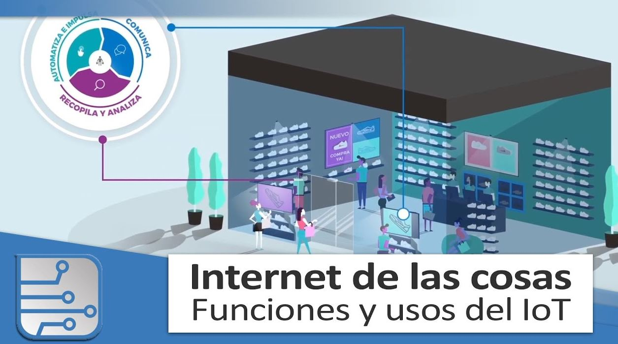 8 usos prácticos y reales de Internet de las cosas