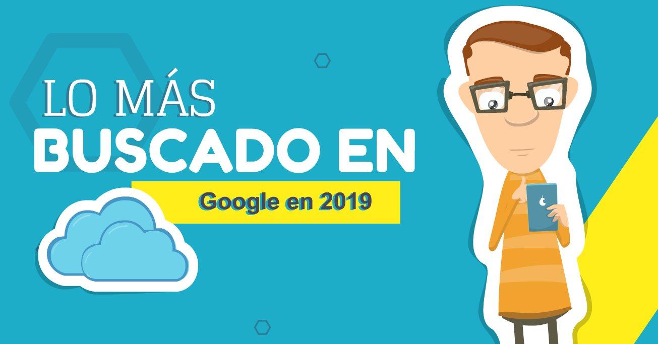 Lo más buscado en Google en 2019