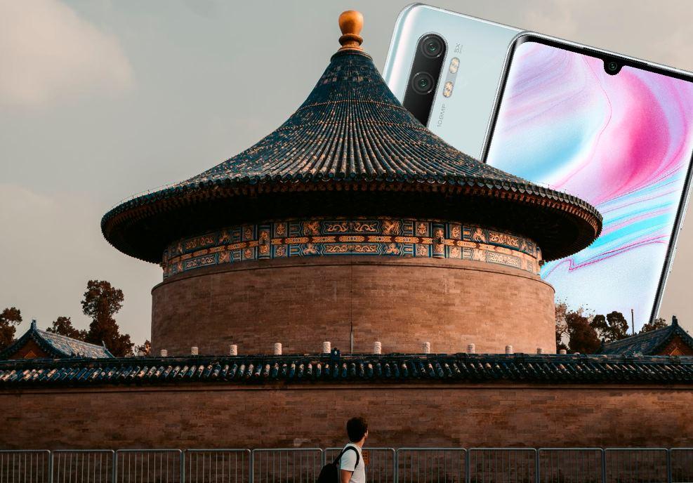 Las 5 mejores compañías chinas especializadas en la fabricación de móviles Android