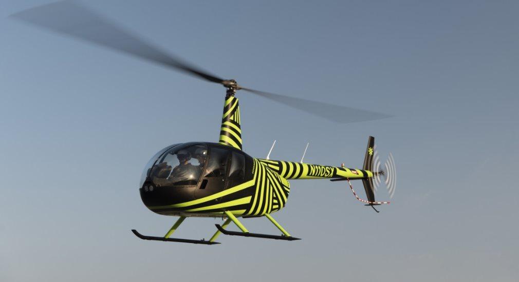 Transformando helicópteros en vehículos autónomos