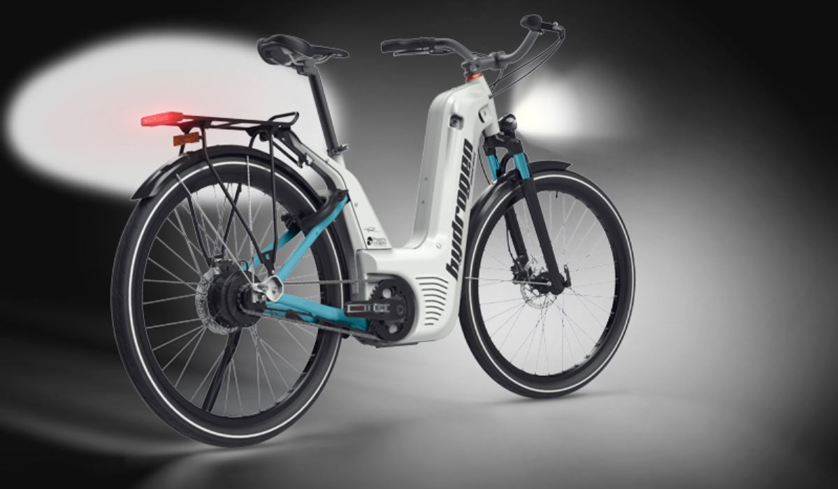 bicicleta hidrógeno