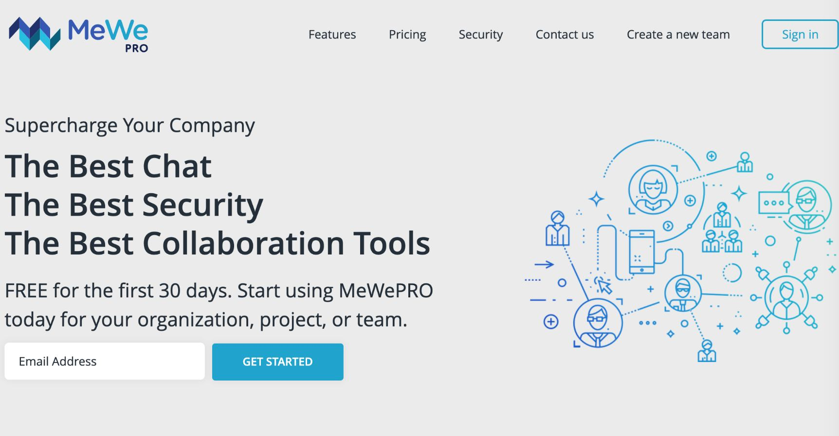 MeWe, la red social enfocada en privacidad, lanza la competencia de Slack