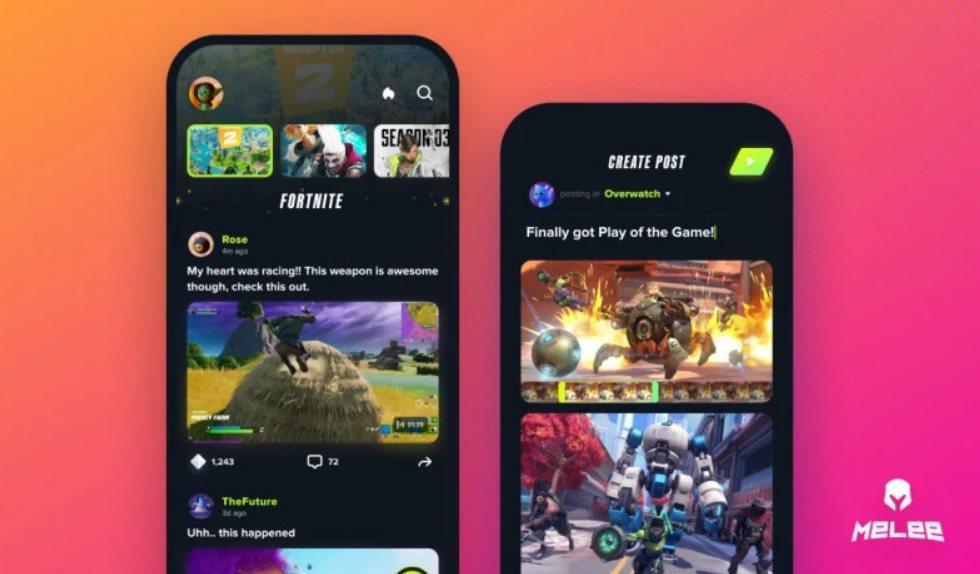 Melee, la red social para jugadores creada por Imgur