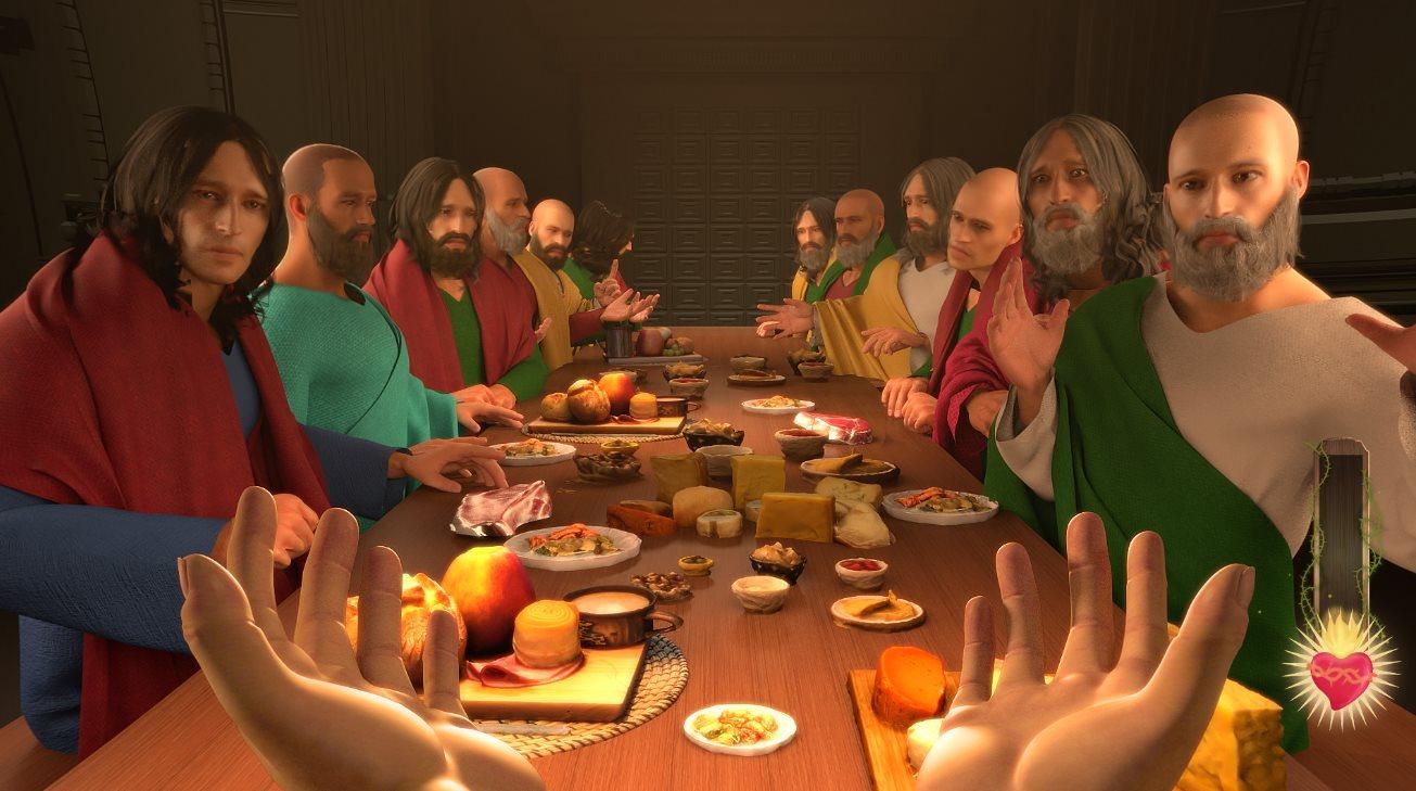 Lanzan un videojuego para experimentar la vida de Jesucristo