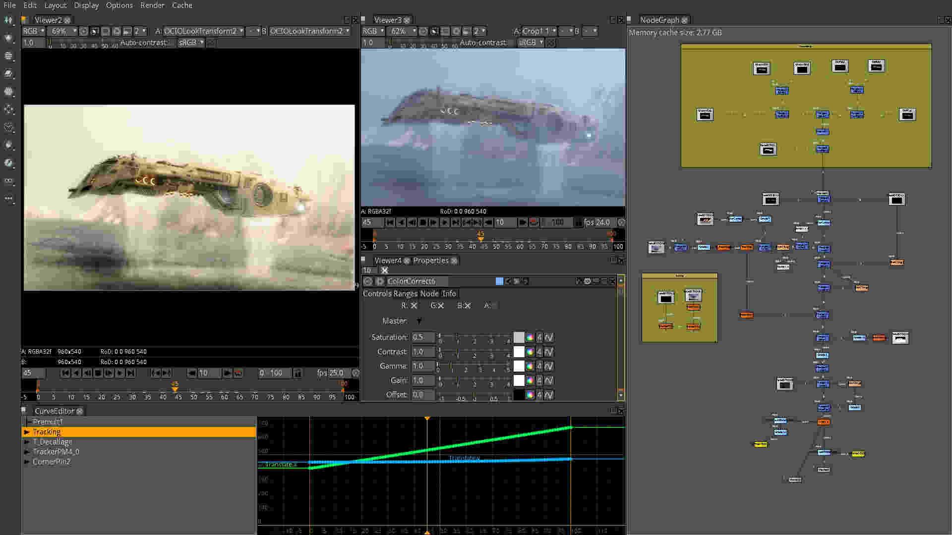 Natron: una herramienta de motion graphics gratuita y de código abierto