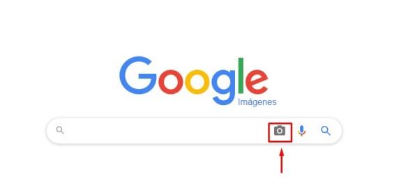 Buscar por foto en Google