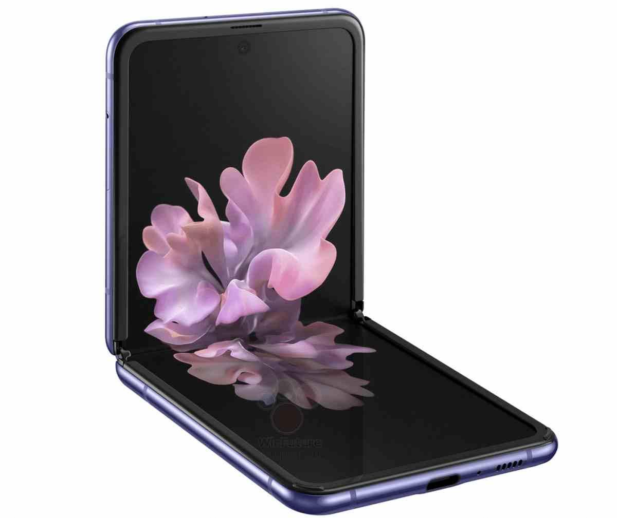 Se filtran todas las especificaciones y nuevas imágenes del nuevo Galaxy Z Flip de Samsung