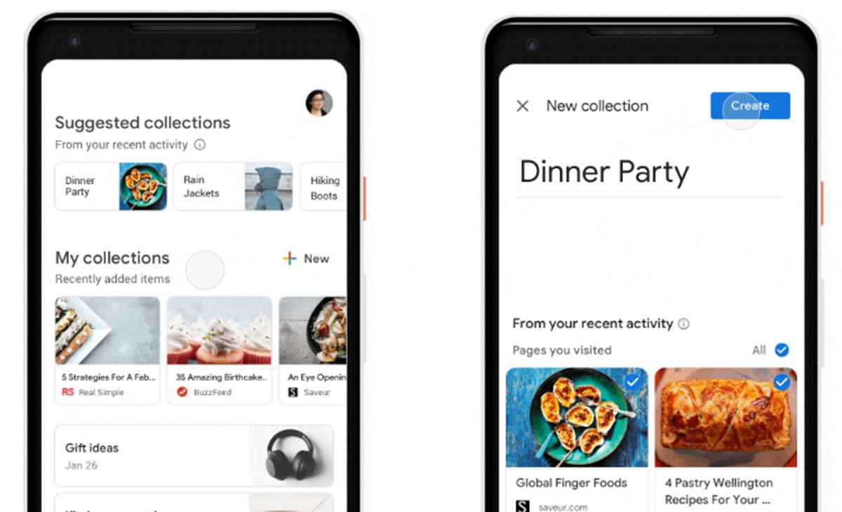 Google lanza nuevas opciones para guardar las búsquedas y descubrir contenidos