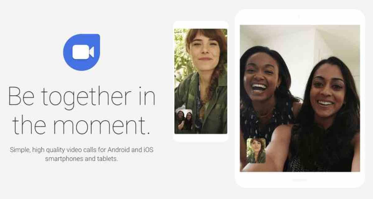 Ya es posible acceder a Google Duo sin vincular el número de teléfono, pero sólo en la web