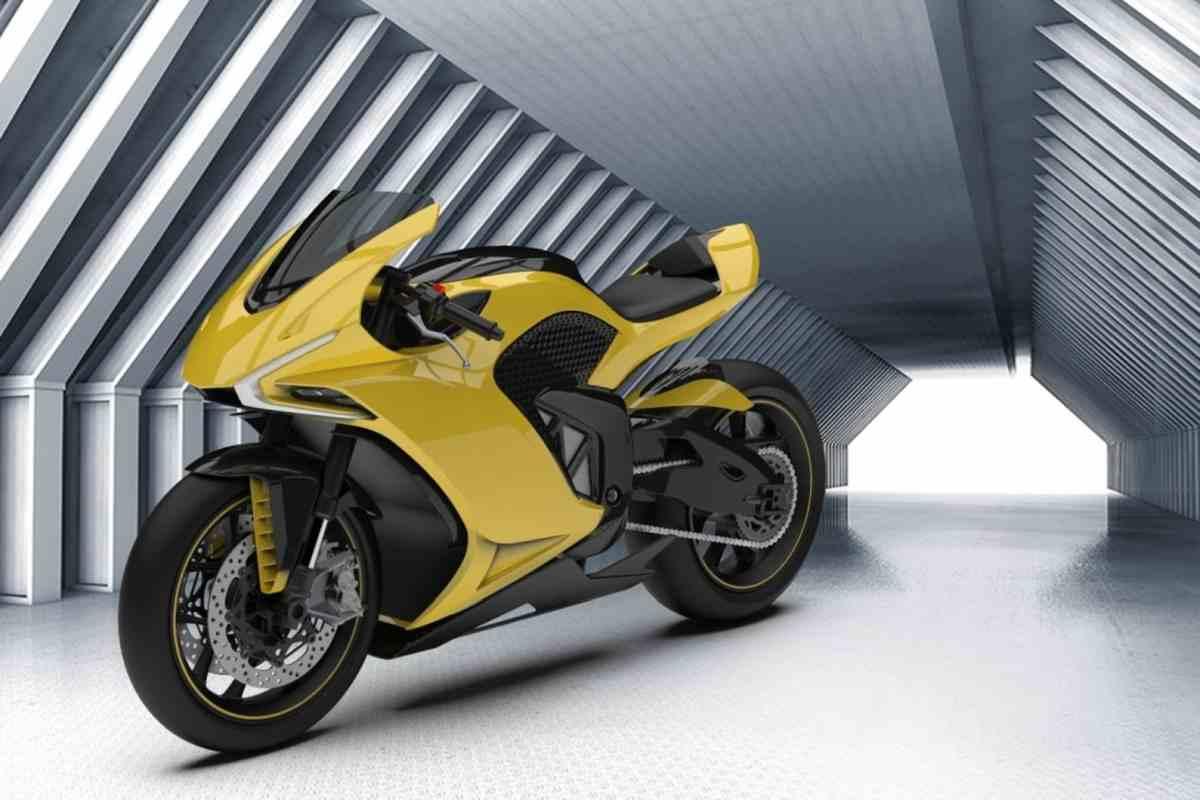 Así es la motocicleta eléctrica en la que BlackBerry colabora con su poderosa solución de seguridad
