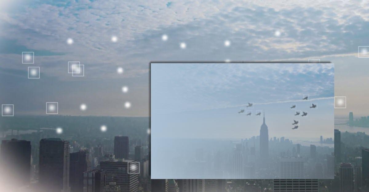 Esta IA crea una composición musical en función de lo que ve en el cielo