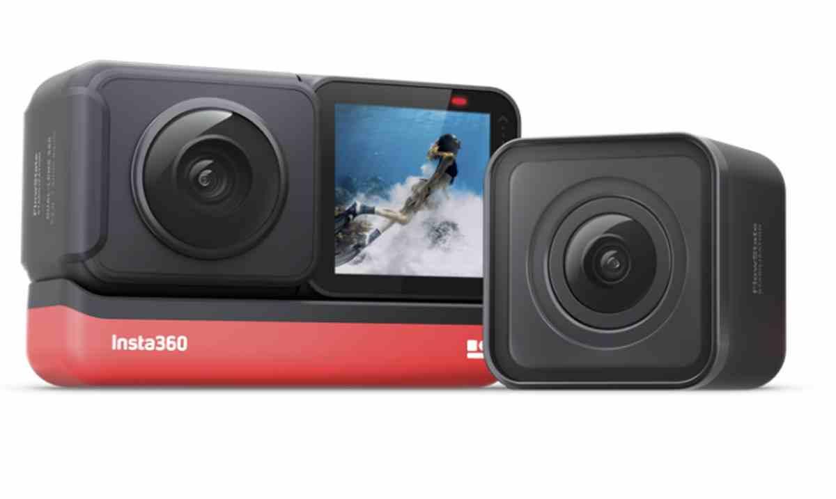 Así es el Insta360 One R, la cámara de acción modular de Insta360