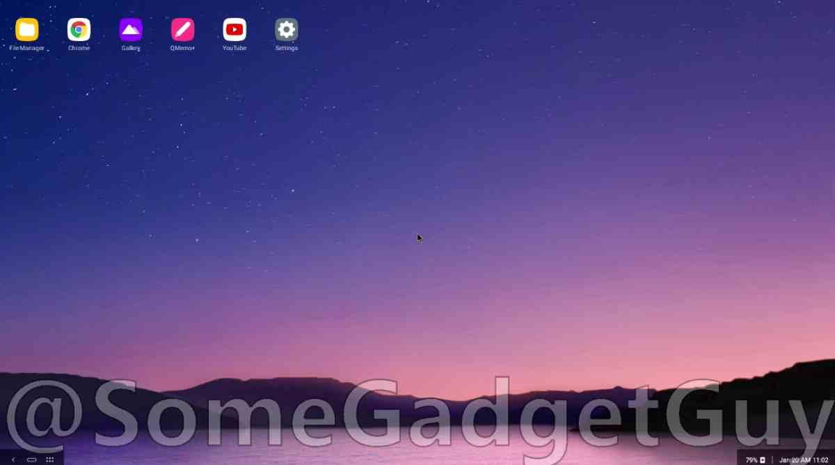 LG trae el modo escritorio a algunos de sus teléfonos en su actualización a Android 10