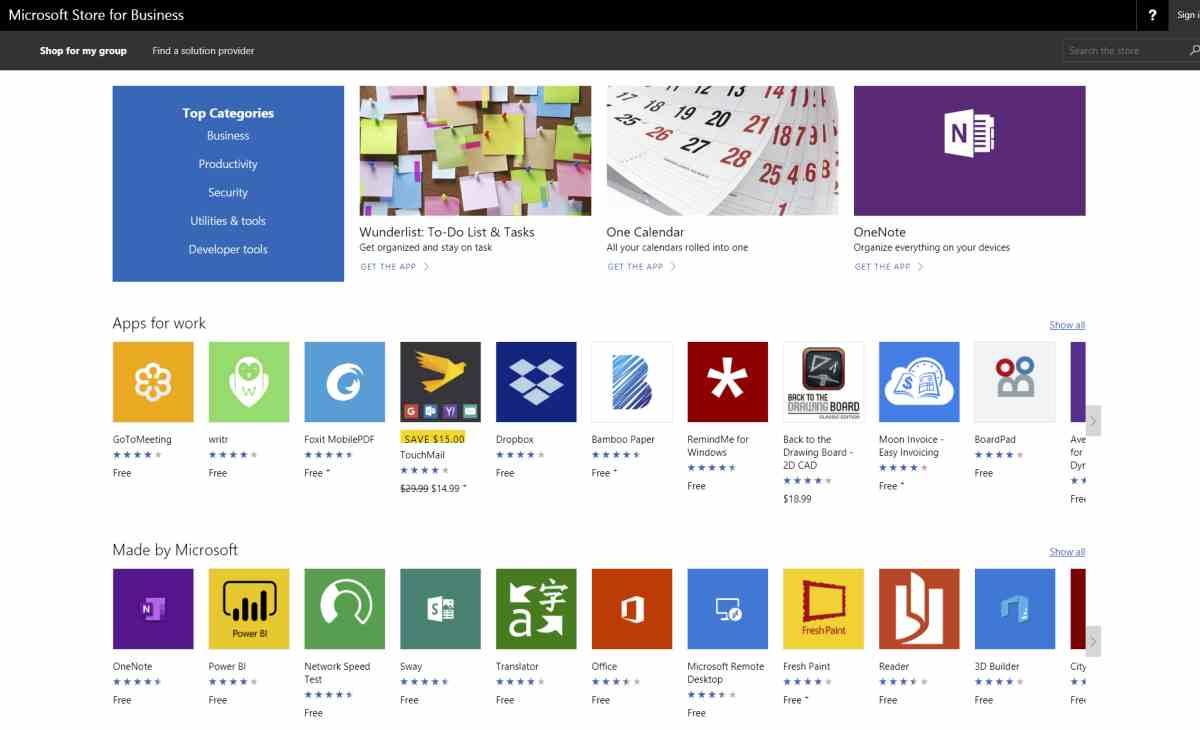 Microsoft podría cerrar las tiendas de aplicaciones de Windows 10 para negocios y educación