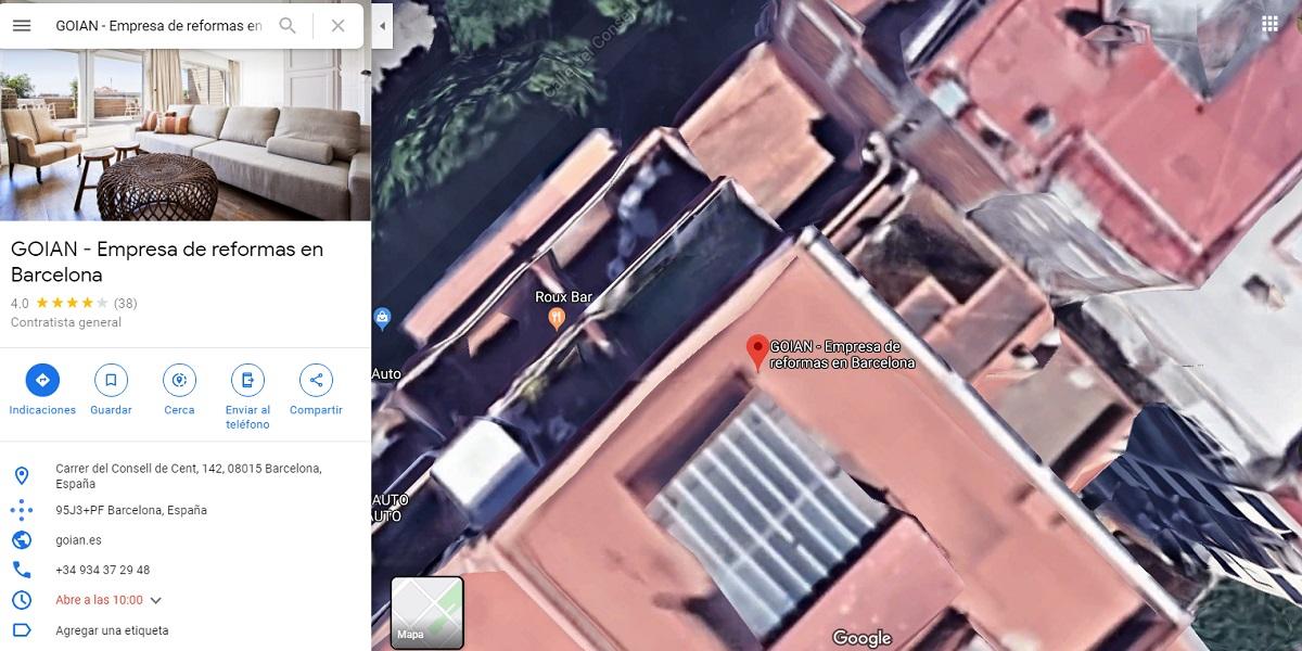 Cómo poner la dirección de tu negocio en Google Maps