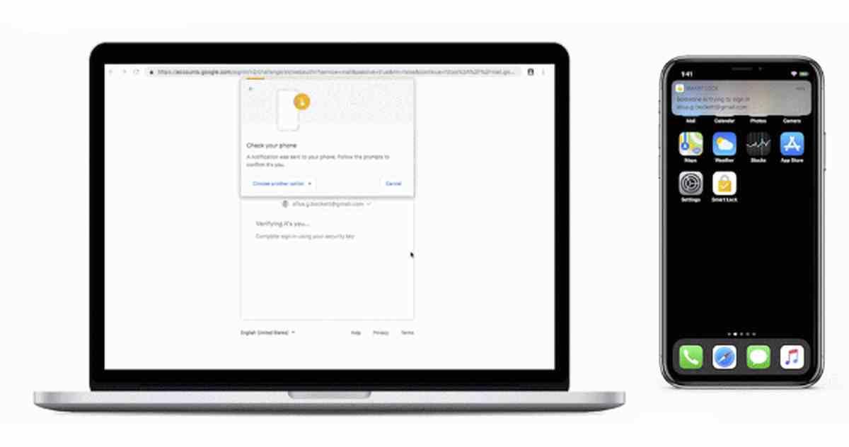 Ya es posible usar iPhone para formar parte del Programa de Protección Avanzada de Google