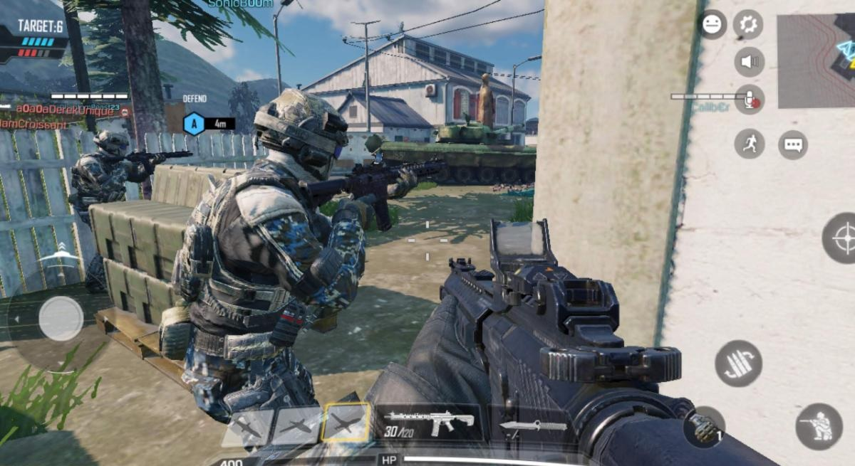Los requisitos para descargar el Call of Duty: Mobile en Android o iOS