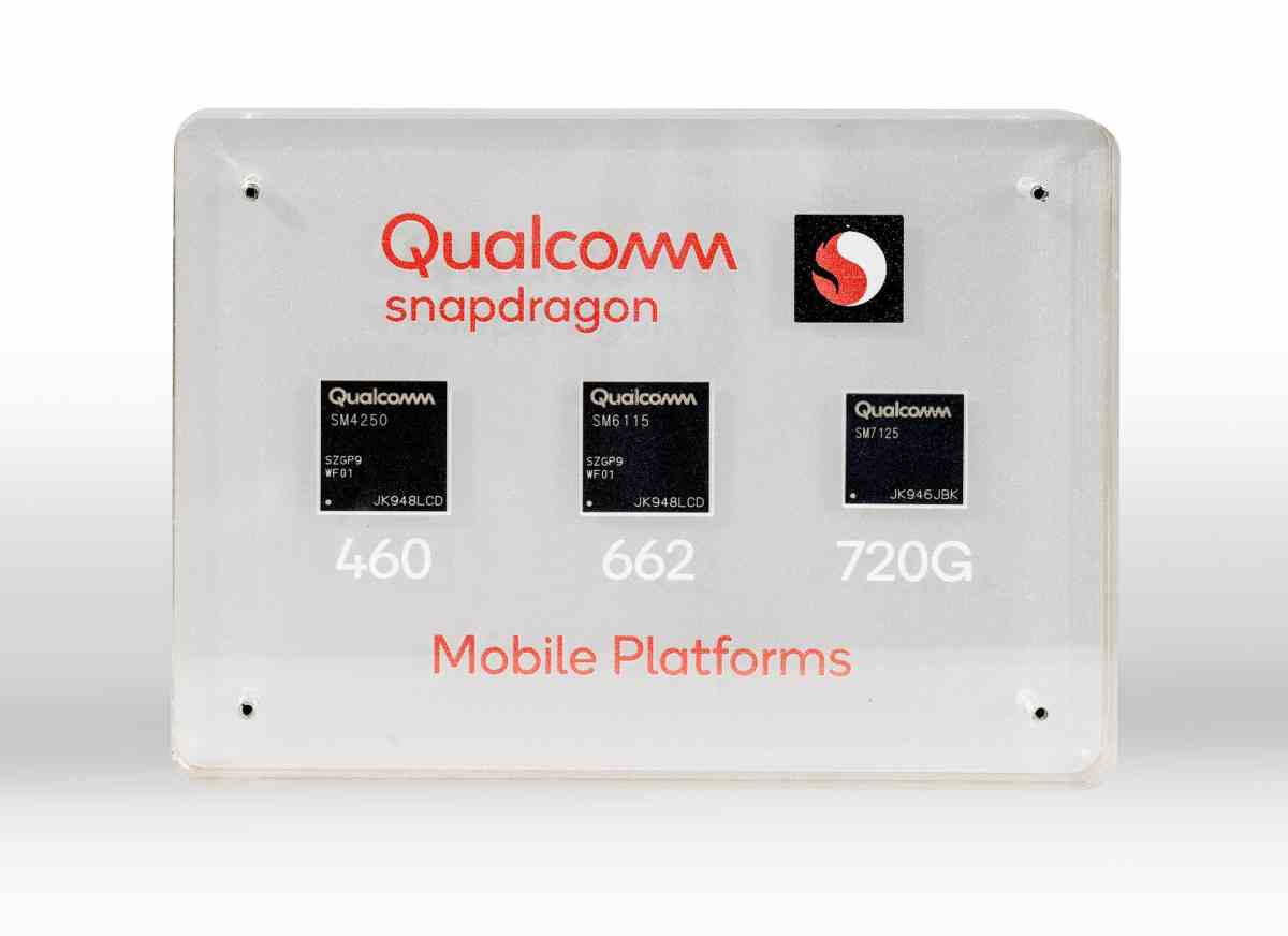 Qualcomm lanza tres nuevos procesadores móviles 4G para los nuevos teléfonos asequibles