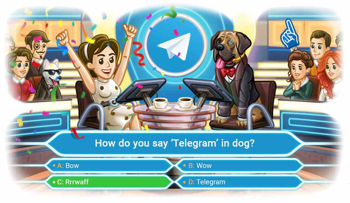 Telegram estrena nuevos tipos de encuestas y algunas novedades más