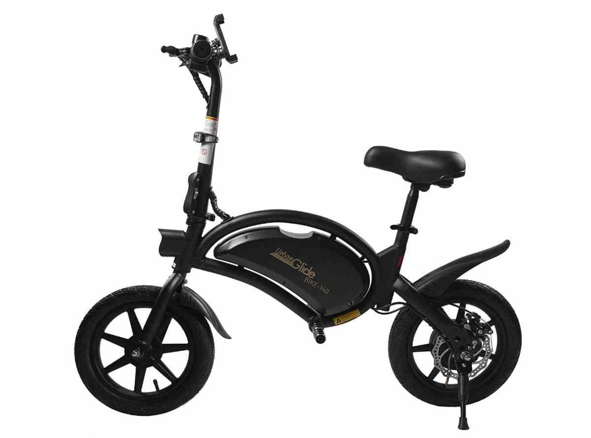 Esta es una bicicleta eléctrica para la ciudad que podrás comprar a un precio interesante