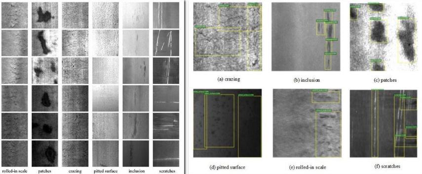 Ejemplo de implementación de la visión artificial en la industria metalúrgica para detectar defectos