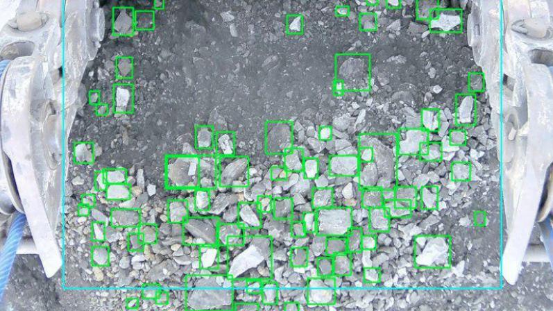 Implementación de soluciones de Zyfra Fragmentation para la evaluación de los resultados de los trabajos de explosión