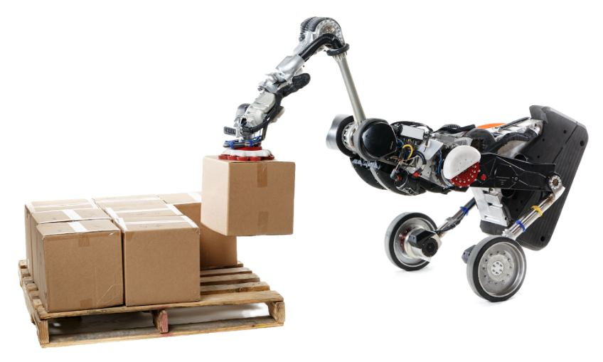 Robot Handle de Boston Dynamics