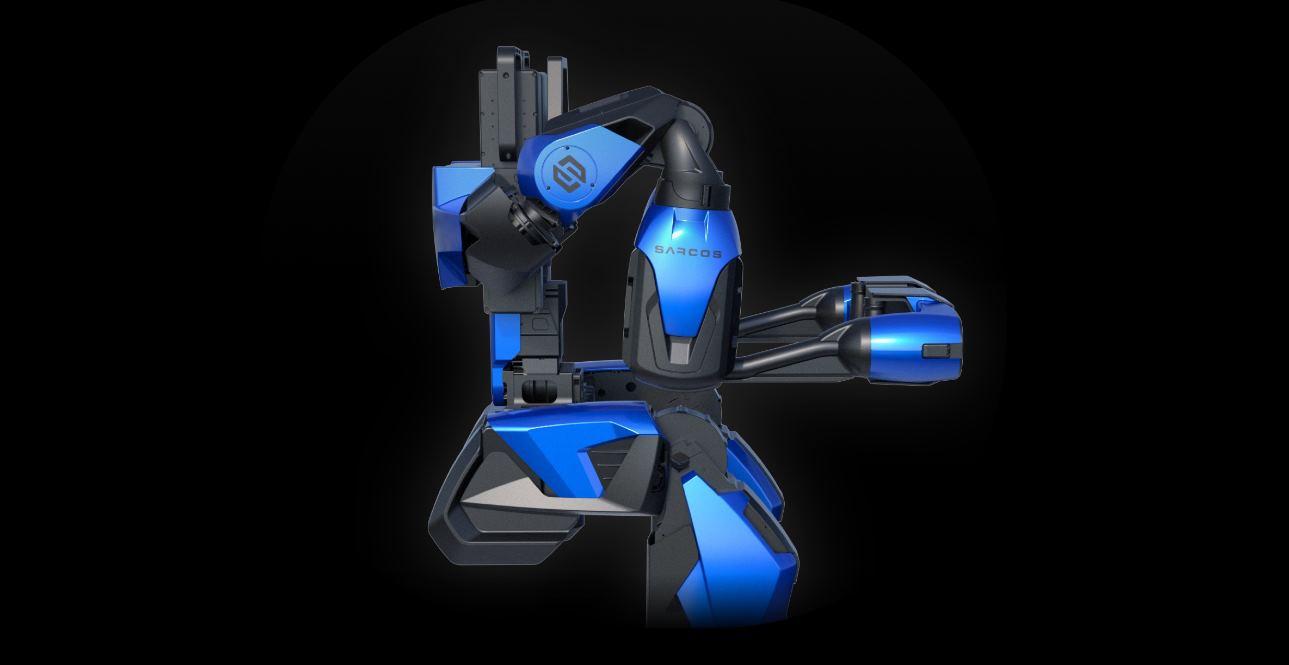 El exoesqueleto robótico de Sarcos llega a los aeropuertos