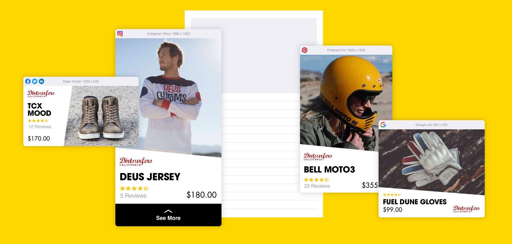 bannerbear, para crear banners para historias de Instagram y Pinterest de forma automática