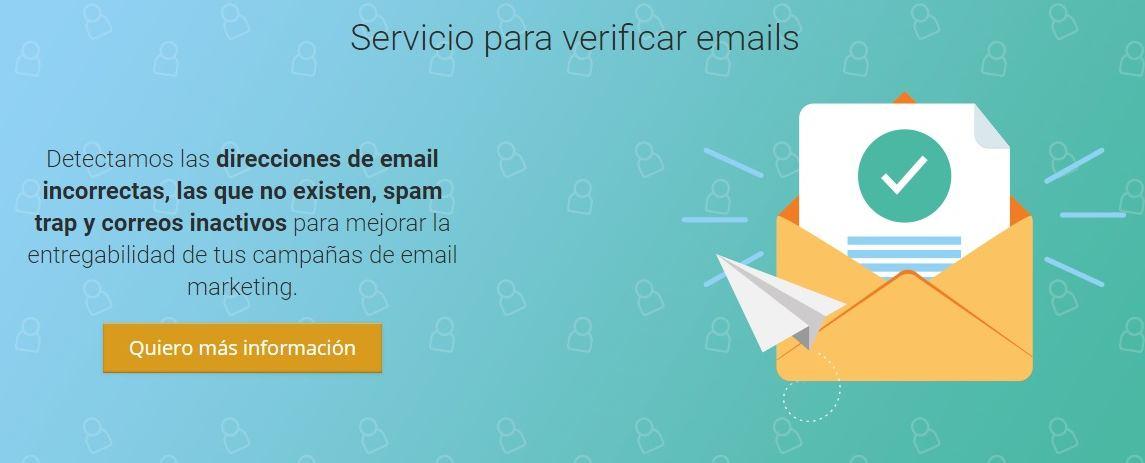 Acrelia presenta nueva herramienta para verificar emails