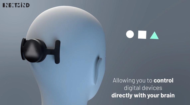 NextMind presenta interfaz entre cerebro y ordenador