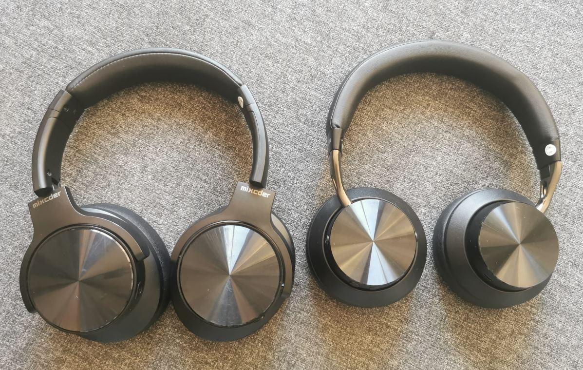 Mixcder e9 y E10